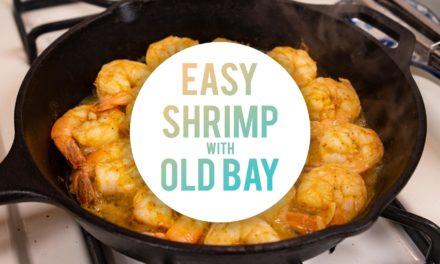 Super Easy Delicious Shrimp
