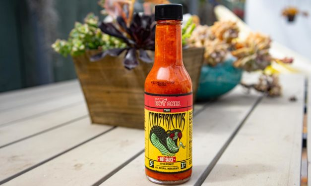 Hot Ones The Constrictor Hot Sauce Review